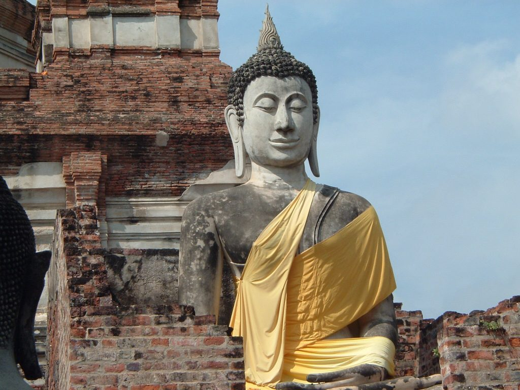 Buddha thailandia ba
